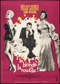 """Movie Posters:Musical, Pal Joey (Columbia, 1957). French Affiche (23.5"""" X 31.5"""").Musical.. ..."""