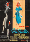 """Movie Posters:Foreign, The Foxiest Girl in Paris (Gaumont, 1957). French Grande (44"""" X 62"""") Style A. Foreign.. ..."""