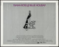 "Movie Posters:Drama, Lady Sings the Blues (Paramount, 1972). Half Sheet (22"" X 28""). Drama.. ..."
