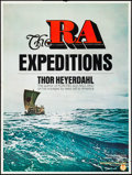 "Movie Posters:Documentary, The Ra Expeditions & Others Lot (Interwest, 1972). Poster (30"" X 40"") and One Sheets (4) (27"" X 41"" & 27.75"" X 40.75""). Docu... (Total: 5 Item)"