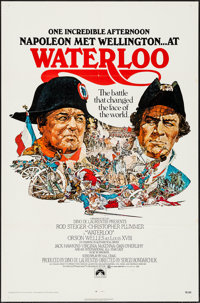 "Waterloo & Others Lot (Paramount, 1970). One Sheets (6) (27"" X 41""). War. ... (Total: 6 Items)"