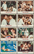 """Movie Posters:Comedy, The Little Hut (MGM, 1957). Lobby Card Set of 8 (11"""" X 14""""). Comedy.. ... (Total: 8 Items)"""