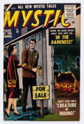 Silver Age (1956-1969):Horror, Mystic #50 (Atlas, 1956) Condition: FN-....
