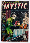 Golden Age (1938-1955):Horror, Mystic #26 (Atlas, 1954) Condition: GD....