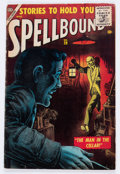 Silver Age (1956-1969):Horror, Spellbound #29 (Atlas, 1956) Condition: VG....