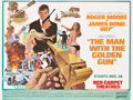 """Movie Posters:James Bond, The Man with the Golden Gun (United Artists, 1974). Subway (44.5"""" X 59"""") Advance Style.. ..."""