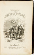 Books:Americana & American History, J. W. Barber. Incidents in American History; Being a Selectionof the Most Important and Interesting Events Which Have T...