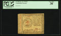Colonial Notes:Continental Congress Issues, Continental Currency January 14, 1779 $3 PCGS Very Fine 30.. ...
