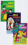 Bronze Age (1970-1979):Cartoon Character, Uncle Scrooge Group of 39 White Mountain pedigree (Gold Key,1969-79) Condition: Average FN+.... (Total: 39 Comic Books)