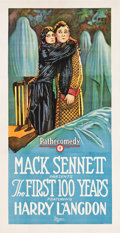 "Movie Posters:Comedy, The First 100 Years (Pathé, 1924). Three Sheet (41"" X 79.5"").. ..."