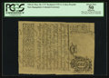 Colonial Notes:New Hampshire, New Hampshire May 20, 1717 Redated 1729 1s Cohen Reprint PCGSApparent About New 50.. ...