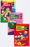 Bronze Age (1970-1979):Cartoon Character, Walt Disney's Comics and Stories Group of 62 White Mountainpedigree (Gold Key, 1969-79) Condition: Average VF-.... (Total: 62Comic Books)