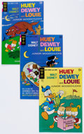 Bronze Age (1970-1979):Cartoon Character, Huey, Dewey, and Louie Junior Woodchucks Group of 28 White Mountain pedigree (Gold Key/Whitman, 1970-79) Condition: Average VF... (Total: 28 Comic Books)