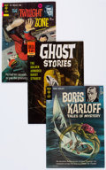 Silver Age (1956-1969):Horror, Dell/Gold Key Silver and Bronze Age Horror Comics Group of 21 WhiteMountain pedigree (Dell/Gold Key, 1960s-70s) Condition: Av...(Total: 21 Comic Books)