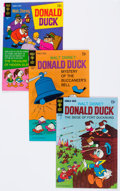Bronze Age (1970-1979):Cartoon Character, Donald Duck Group of 24 White Mountain pedigree (Gold Key, 1969-79)Condition: Average VF+.... (Total: 24 Comic Books)