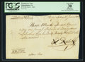 Miscellaneous:Other, Promissory Note - Philadelphia, PA Jun. 3, 1801.. ...