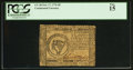 Colonial Notes:Continental Congress Issues, Continental Currency February 17, 1776 $8 PCGS Fine 15.. ...