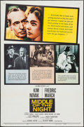"Movie Posters:Drama, Middle of the Night & Other Lot (Columbia, 1959). One Sheets (2) (27"" X 41""). Drama.. ... (Total: 2 Items)"