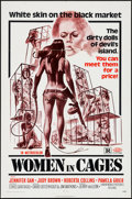 "Movie Posters:Sexploitation, Women in Cages & Others Lot (New World, 1971). One Sheets (2)(27"" X 41"") & Uncut Pressbook (11"" X 14""). Sexploitation.. ...(Total: 3 Item)"