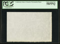 Fractional Currency:First Issue, CSA Watermarked Paper - Single Block PCGS Choice About New 58PPQ.. ...