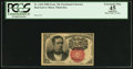 Fractional Currency:Fifth Issue, Fr. 1266 10¢ Fifth Issue PCGS Apparent Extremely Fine 45.. ...