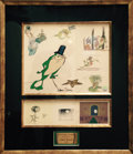 Animation Art:Production Drawing, Michigan J. Frog 1955 50th Anniversary commemorative edition with the Chuck Jones Estate Signature. FP25/25 (Family Proof--i...