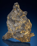 Minerals:Cabinet Specimens, Native Gold in Quartz Vein. Red Lake Gold Mine, Dome Township,Kenora District, Ontario, Canada. ...