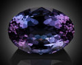 Gems:Faceted, Rare Gemstone: Color Change Fluorite - 306 Ct.. Near Nova Era,Itabira, Minas Gerais, Brazil. ...