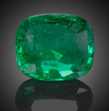 Gems:Faceted, Fine Gemstone: Emerald - 2.22 Ct.. Zambia. ...
