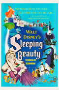 "Movie Posters:Animation, Sleeping Beauty (Buena Vista, 1959). One Sheet (27"" X 41"") StyleA.. ..."