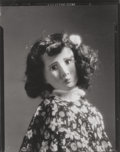 Photographs:Gelatin Silver, Morton Bartlett (American, 1909-1992). Doll Portrait from Family Found. Gelatin silver contact print, printed before 196...