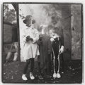 Photographs, Keith Carter (American, b. 1948). Chicken Feathers, 1993. Selenium-toned gelatin silver. 15-1/4 x 15-1/4 inches (38.7 x ...