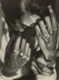 Photographs:Photogravure, Germaine Krull (Polish, 1897-1985) and Florence Henri(American/French, 1895-1992). Face, Hands II and Portrait#117 ...