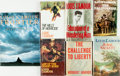 Books:Americana & American History, [Americana]. Group of Seven Titles. Various publishers anddates.... (Total: 7 Items)