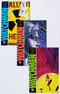 Modern Age (1980-Present):Superhero, Watchmen #1-12 Complete Series Box Lot (DC, 1986-87) Condition:Average VF/NM....