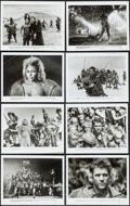 """Movie Posters:Science Fiction, Mad Max Beyond Thunderdome (Warner Brothers, 1985). Portrait and Scene Photos (19) (8"""" X 10"""" - 8"""" X 10.25""""). Science Fiction... (Total: 19 Items)"""