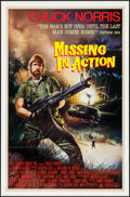 "Movie Posters:Action, Missing in Action & Other Lot (Cannon, 1984). One Sheets (2)(27"" X 41""). Action.. ... (Total: 2 Items)"