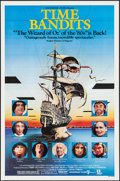 """Movie Posters:Fantasy, Time Bandits & Other Lot (Embassy, R-1982). One Sheets (2) (27""""X 41""""). Fantasy.. ... (Total: 2 Items)"""