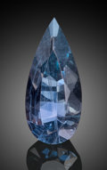 Gems:Faceted, Fine Gemstone: Sapphire - 6.18 Ct.. Umba River Valley, Tanga Region, Tanzania. ...