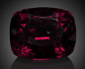 Gems:Faceted, Fine Gemstone: Rhodolite Garnet - 35.85 Ct.. Tanzania. ...
