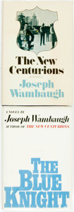 Books:Mystery & Detective Fiction, Joseph Wambaugh. Pair of SIGNED First Editions. Boston:Atlantic-Little, Brown, 1970, 1972. ... (Total: 2 Items)