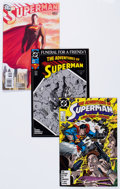 Modern Age (1980-Present):Superhero, Adventures of Superman Box Lot (DC, 1987-2008) Condition: AverageVF/NM.... (Total: 2 Box Lots)