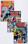 Modern Age (1980-Present):Superhero, Suicide Squad Box Lot (DC, 1987-92) Condition: Average NM-....