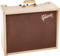 Musical Instruments:Amplifiers, PA, & Effects, 1959 Gibson GA-20T Tweed Guitar Amplifier, Serial # 36681....