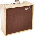 Musical Instruments:Amplifiers, PA, & Effects, 1960 Gibson GA-77 Vanguard Tweed Guitar Amplifier, Serial # 86563....