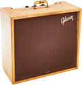 Musical Instruments:Amplifiers, PA, & Effects, 1959 Gibson GA-40 Les Paul Tweed Guitar Amplifier, Serial # 55997....