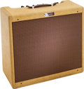 Musical Instruments:Amplifiers, PA, & Effects, 1955 Fender Pro Amp Tweed Guitar Amplifier, Serial # S00010....