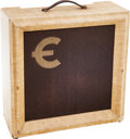Musical Instruments:Amplifiers, PA, & Effects, Circa 1950 Epiphone Zephyr Tweed Guitar Amplifier, Serial #1204....