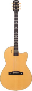 Musical Instruments:Electric Guitars, 1991 Gibson Chet Atkins SST Natural Solid Body Electric Guitar, Serial # 92661376....
