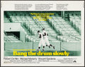 "Movie Posters:Sports, Bang the Drum Slowly (Paramount, 1973). Half Sheet (22"" X 28""). Sports.. ..."